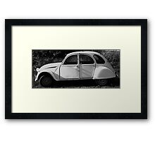 Cars 13 Framed Print
