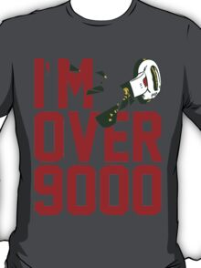 "DragonBall ""I'm Over 9000!"" T-Shirt"