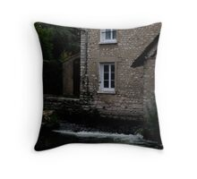 Waterscape 19 Throw Pillow