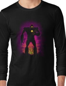 The Iron Sentinel Long Sleeve T-Shirt