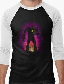 The Iron Sentinel Men's Baseball ¾ T-Shirt