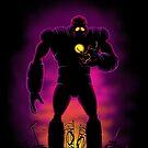 The Iron Sentinel by DJKopet