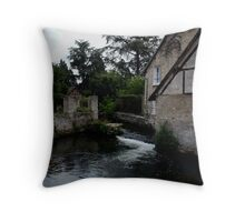 Waterscape 20 Throw Pillow