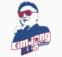 Kim Jong ILLin' (Kim Jong-il) by bammydfbb
