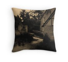 Waterscape 21 Throw Pillow