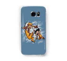 Logan and Victor Samsung Galaxy Case/Skin