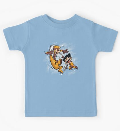 Logan and Victor Kids Tee