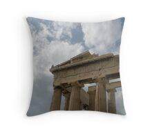 A Weekend in Greece Throw Pillow