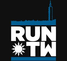 RUN TAIWAN 台灣 (Light Version) Unisex T-Shirt