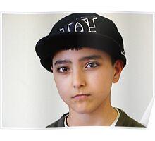 Iraqi boy Poster