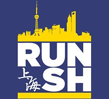 RUN SHANGHAI 上海 (Light Version) Unisex T-Shirt