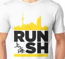 RUN SHANGHAI 上海 (Dark Version) T-Shirt