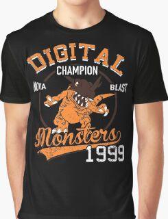 Nova Blast Graphic T-Shirt