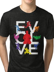 Evolve (MMA) Tri-blend T-Shirt