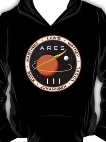 Ares 3 T-Shirt