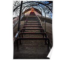 Climb Away Poster