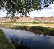 A River Somewhere by marilyn diaz