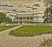Old Plantation Home TN by DonaldCole