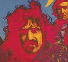 Zappa - Freak Out! Sticker