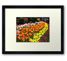 look at us Framed Print