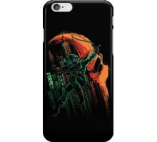Green Vigilance iPhone Case/Skin