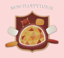 New Fluffytown | Community Kids Tee