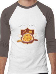New Fluffytown   Community Men's Baseball ¾ T-Shirt