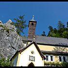 Church on the rock by Helkramu