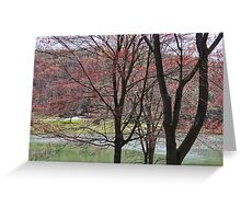 Bloomin' Maple Greeting Card