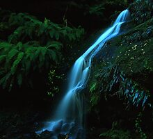 """The Lower Falls  by Warlito """"Alét"""" Mayol"""