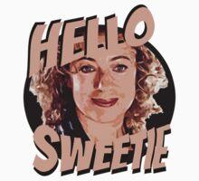Hello Sweetie One Piece - Short Sleeve