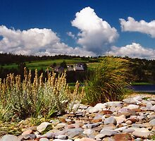 Hirtles Beach Nova Scotia by jeswierz