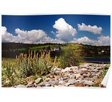 Hirtles Beach Nova Scotia Poster