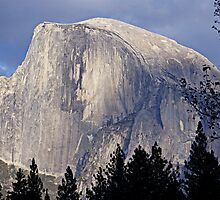 """Half Dome"" by Lynn Bawden"