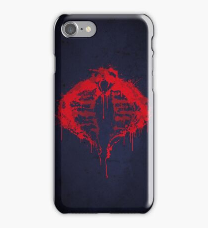 Cobra for Life iPhone Case/Skin