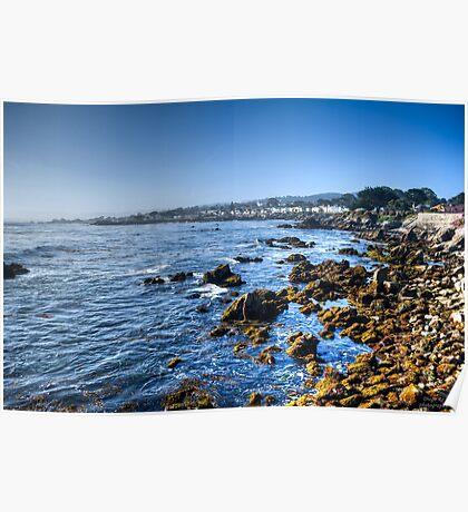 Ocean View Seascape Poster