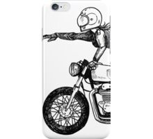 Women Who Ride - Superwoman iPhone Case/Skin