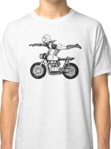 Women Who Ride - Superwoman Classic T-Shirt