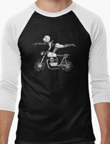Women Who Ride - Superwoman Men's Baseball ¾ T-Shirt
