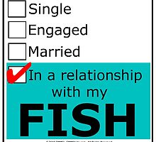 In A Relationship With My Fish by cmmei