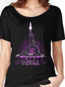 MEGA (TRON) Women's Relaxed Fit T-Shirt