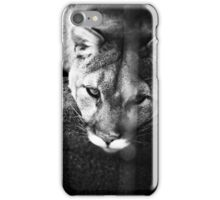 Puma on your case iPhone Case/Skin