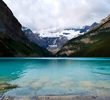 Lake Louise by William Newland