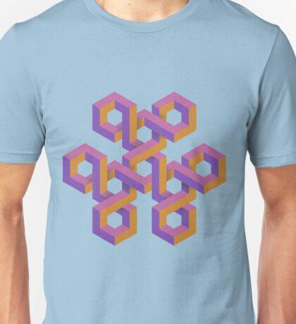 Triple Knot Unisex T-Shirt