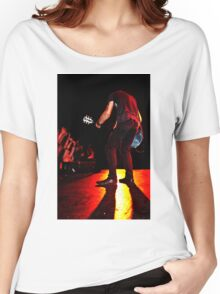Back Stage Women's Relaxed Fit T-Shirt
