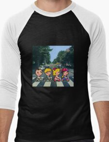 Ness' Road Men's Baseball ¾ T-Shirt