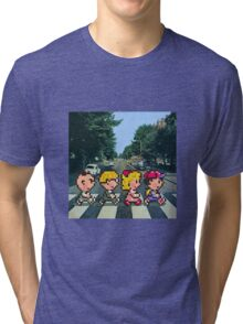 Ness' Road Tri-blend T-Shirt