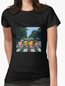 Ness' Road Womens Fitted T-Shirt