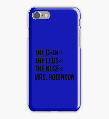 Team Tardis iPhone Case/Skin