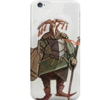 Toallero Warrior iPhone Case/Skin